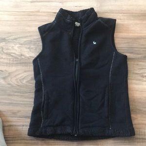 Sweater vest black